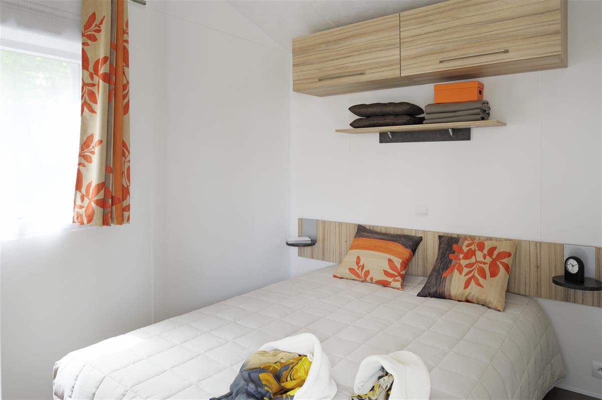 Mobil home nirvana 3 chambres de 2013 achat vente de for Camping le bois joli la chambre