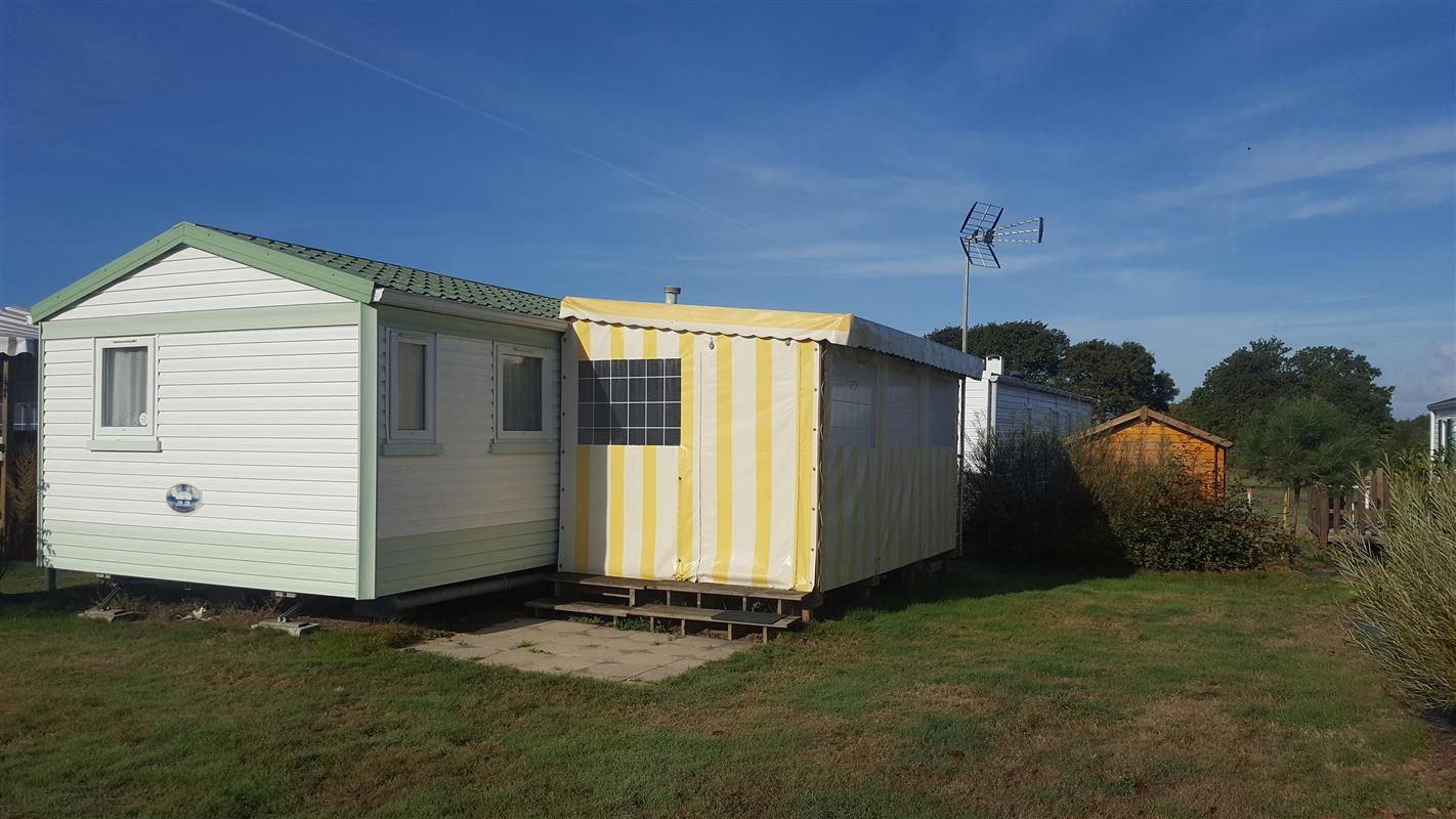 Achat Mobil Home Camping Vendee