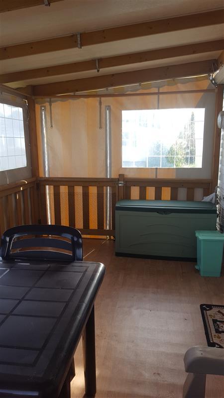 Mobil home super mercure 2 chambres de 2003 achat vente for Camping le bois joli la chambre